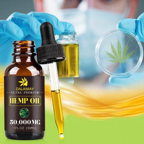 Hemp oil 1